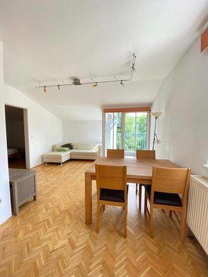 freundliche 2-Zimmer Mietwohnung mit Terrasse