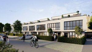 PROVISIONSFREI - MODERNES WOHNEN IN WIEN-NÄHE! Reihenhaus mit Eigengarten, Dachterrasse und Keller in Privatstrasse....