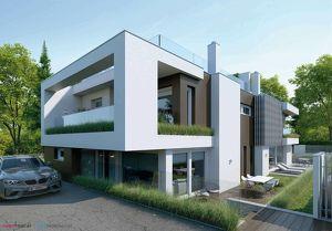 Luxuserstbezug - Geräumige Villa im Doppelhaus mit tollen Freiflächen