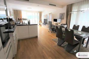 Perfekte ruhige Lage - 2-Zimmer Wohnung mit großer sonniger Terrasse und Garten