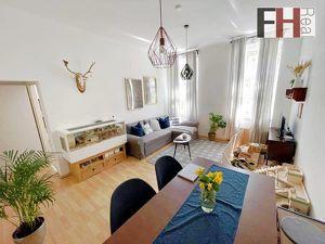 Kleine, helle Wohnung im Gründerzeithaus mit guter Anbindung und toller Infrastruktur