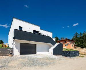 Einfamilienhaus mit einer schönen Aussicht