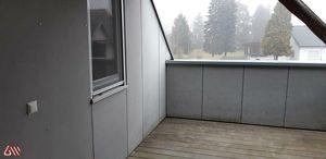 PROVISIONSFREI - Sonniges Dachatelier mit neuer DAN-Küche u. 15m² Terrasse