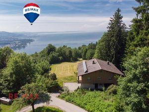 Oase der Ruhe mit Panoramablick über den Bodensee