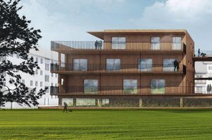 PROVISIONSFREI! Exklusive Neubauwohnung mit großer Terrasse in Bad Radkersburg