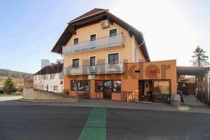 Topgepflegtes Gewerbe in exponierter Lage: Café/Vinothek mit Gastgarten verkehrsgünstig bei Graz