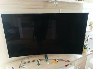 Samsung Premium Curved Tv GQ65Q8CNGT Wie Neu