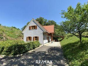 Einfamilienhaus in den Weinbergen!