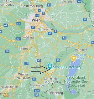 Gasthaus mit Pensionsbetrieb und Gästezimmern in Eisenstadt