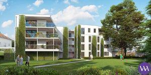Herrliche Erdgeschosswohnung mit Grünfläche ...! Provisionsfrei! Baustart erfolgt!