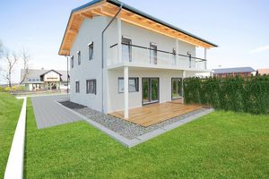 Fixfertige Doppelhaushälfte, ab August beziehbar - SCHLÜSSELFERTIG