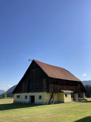 ++ 8,58 ha Bauernhof mit kleinem Waldgrundstück nähe Völkermarkt, ruhige Lage ++