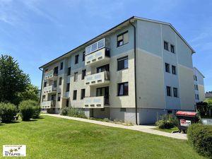 schöne 3-Zimmer Wohnung mit Balkon in Aurolzmünster
