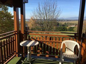 Maisonettwohnung mit Balkon und Terrasse