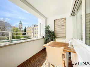 Sehr schöne Wohnung mit Balkon in den begrünten Innenhof - Schottentor