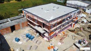 Perfekt aufgeteilte 3-Zimmer DG-WHG mit einer XXL Terrasse/Balkon Fläche (24m²) - Auch optimal als Anlage / Vorsorge Objekt - SCHLÜSSELFERTIG inkl. EW
