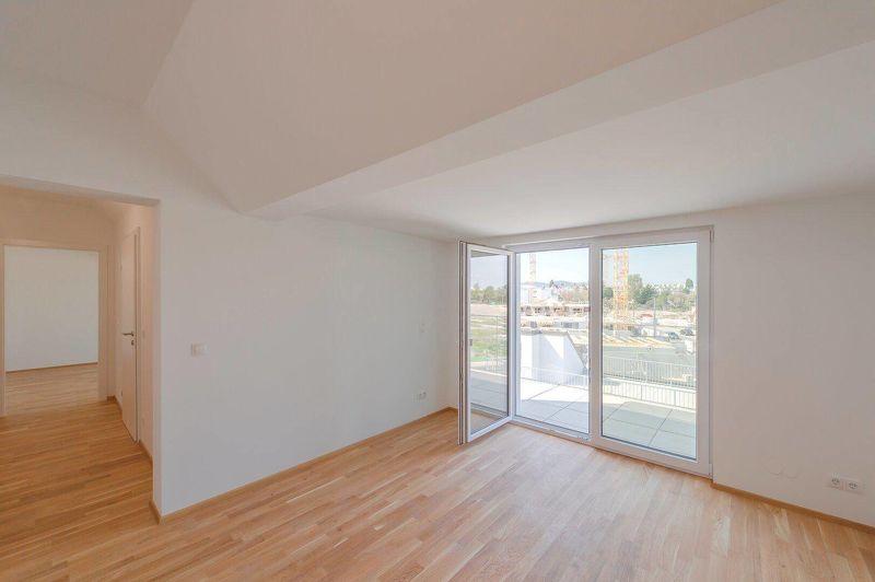 ++NEU++ Ideal für Anleger: 2-Zimmer DG-ERSTBEZUG mit zwei Terrassen in Best-Lage!