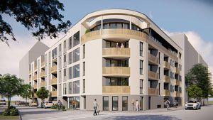 Top 17 | Modernes Eigentum nahe Bahnhof - 71 m²