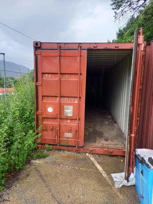 Kufstein: Lagercontainer in zentraler Lage zu Vermieten