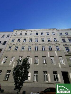 ++ Befristet vermietete Altbauwohnung ++ Nähe Siebenbrunnenplatz++