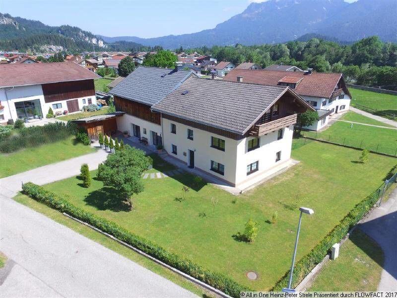 Grenznähe zu Füssen - Großzügiges Anwesen