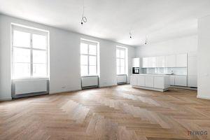 ***NEU*** UNBEFRISTET - ERSTBEZUG - Top sanierte Altbauwohnung im Herzen der Wiener Innenstadt