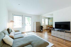 """Moderne 3-Zimmer Eigentumswohnung Nonntal """"Durchatmen, wohlfühlen und einfach gut Leben!"""""""