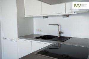 Top 2 Zimmer Wohnung mit Garten! Hochwertige Küche und Fußbodenheizung! Erstbezug!