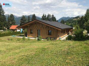 Wunderschönes Holzblockhaus in herrlicher Lage!