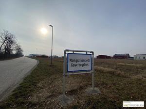 Gewerbegrundstück mit 2.575 m² - ebene Lage - nur 10 Minuten von Wien entfernt