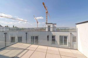 ++NEU++ Ideal für Anleger: 2-Zimmer DG-NEUBAU-ERSTBEZUG mit Terrasse in TOP-Lage! nahe Kagranerplatz!