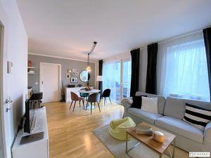 Optimal geschnittene 2 Zimmer-Wohnung mit Balkon | Neue Einbauküche | zzgl. Garagenstellplatz | Teschnergasse