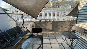 Dachgeschoßapartment 71m² mit 3 Zimmer und 43m² Terrassen