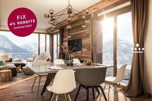 4% Fix-Rendite auf Anlegerwohnung mit Urlaubsgenuss