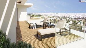 Anleger aufgepasst! - Traumhafte Dachterrassen-Maisonette! Provisionsfrei + TOP Neubauprojekt + Ruhelage + High Quality + 5 Zimmer! Jetzt zugreifen!