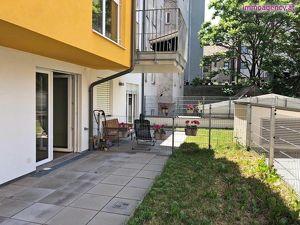 NEUBAU, 2-Zimmer ZWEITBEZUG Wohnung mit 34m2 Eigengarten!