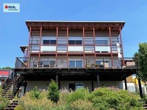 Neuwertiges Griffner-Haus - viel Platz - Traumfernsicht - Schwimmteich