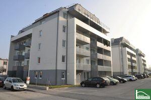 Neubau in Top-Lage! 3-Zimmer mit Loggia! Küche inkludiert! Modernes Wohnen im schönsten Teil St. Pöltens! Zögern Sie nicht! - NACHMIETERSUCHE!