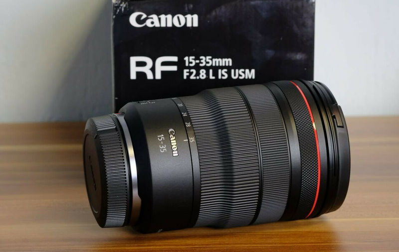 Canon Rf 15-35mm 2.8 L Is Usm