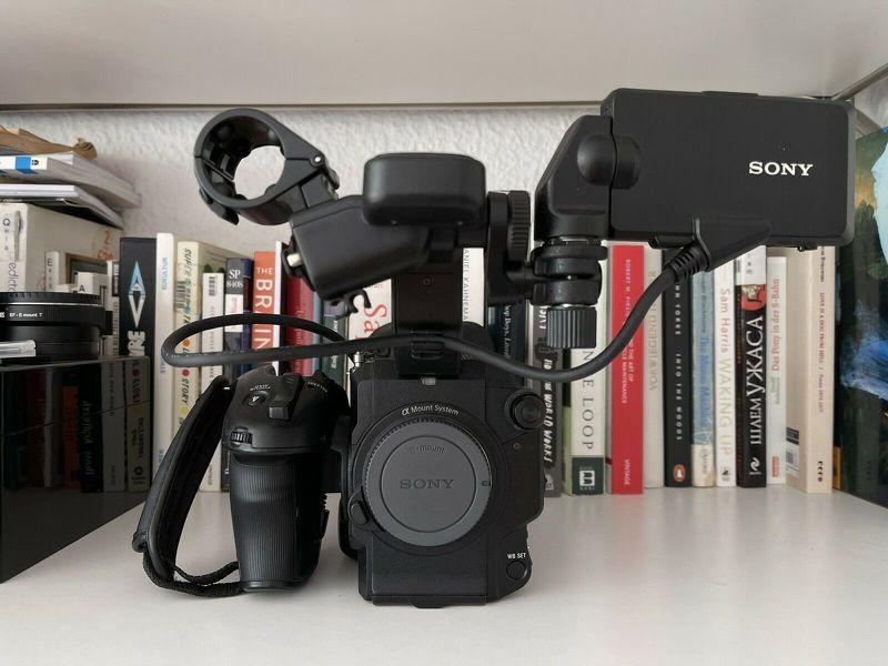 Sony Pxw-Fs5 II Mark 2 Neuwertig!