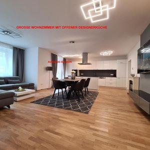 ++ NEUBAUWOHNUNG ++ DREI LOGGIEN!! ++ ERSTBEZUG NACH TOPSANIERUNG ++ LIFT++ 115 m²++ 4 ZIMMER ++