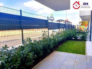 Green & the City - NEU - Erstbezug 3 Zimmer Gartenwohnung mit Terrasse !!!