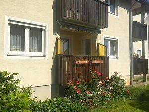 Hochparterre Wohnung mit Balkon und Carport im Zentrum von Bärnbach