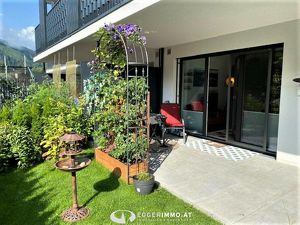 5671 Bruck: die GELEGENHEIT: neuwertige 2 Zimmerwohnung Gartenwohnung, 45 m² in Bruck, teilmöbliert, Tiefgarage, Lift im Haus