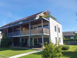 Ruhig gelegene 2-Zimmer-Wohnung mit schöner Sonnenterrasse