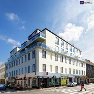 Traumhafte Eckwohnung mit super großer Terrasse! Ab ins Dachgeschoss ohne Schrägen! 3-Zimmer + Ideale Anbindung + Rundum saniertes Haus!