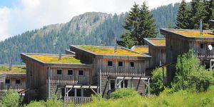Ferienhaus direkt an der Skipiste mit Freizeitwohnsitz
