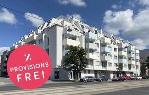 PROVISIONSFREI | 1-Zimmer-Büro auf der Wagramer Straße mit top Verkehrsanbindung U1 Kagraner Platz