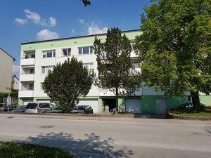 Leistbare 4-Raum Wohnung mit Loggia in naturnaher u. dennoch zentraler Grünlage - ein Wohntraum wird Wirklichkeit! prov.frei.