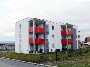 PROVISIONSFREI - Feldbach - ÖWG Wohnbau - geförderte Miete mit Kaufoption - 3 Zimmer